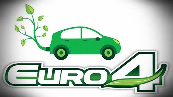 Euro 4 car emission level