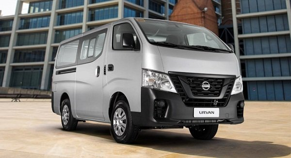 Nissan Urvan nv 350 2019