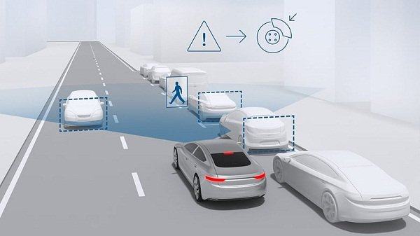 Driving assistance system