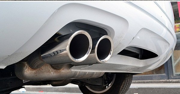 stainles steel exhaust pipe