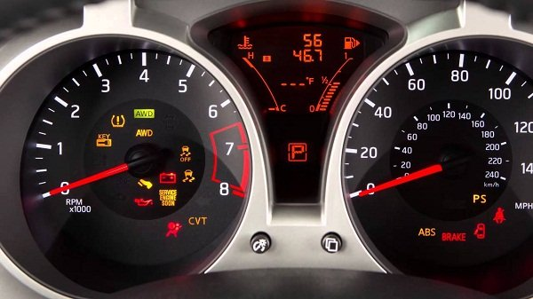 ABS warning light on: 6 causes of an illuminated ABS