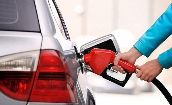 Gas refilling