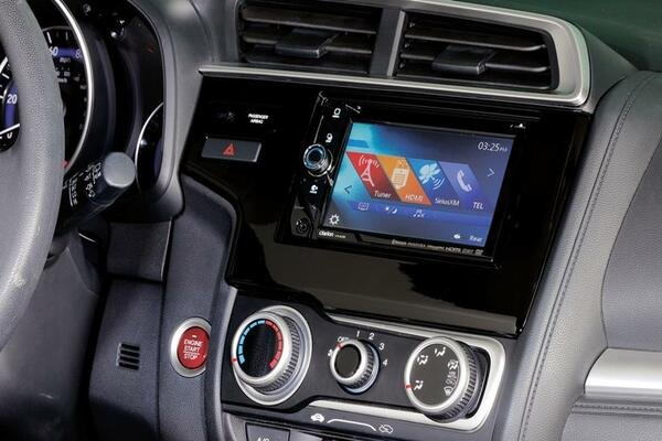 Infotainment and audio system