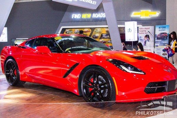 Chevrolet Corvette 2019 Stingray