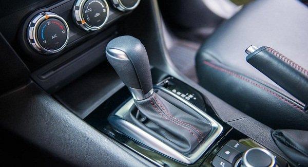 CTV gear shift