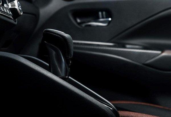 Nissan Almera 2020 gearbox