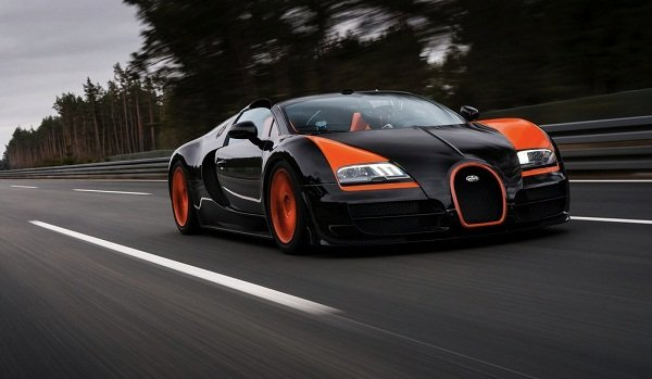 high torque car bugatti