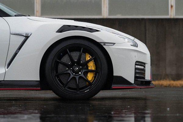 Nissan GT-R Nismo 2020 wheel