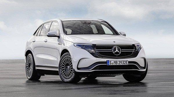 2020 Mercedes-Benz EQC 400