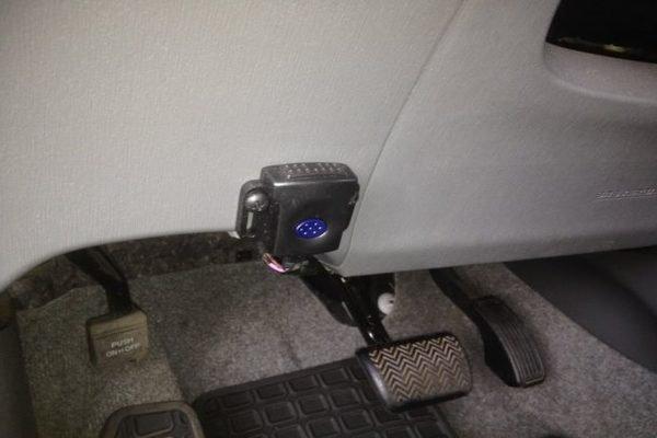 secondary car alarm