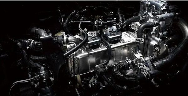 Mazda Bongo Brawny 2019 engine