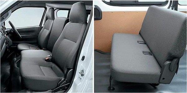 Mazda Bongo Brawny 2019 passenger seat
