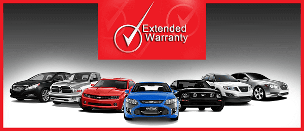 Extended warranty for car
