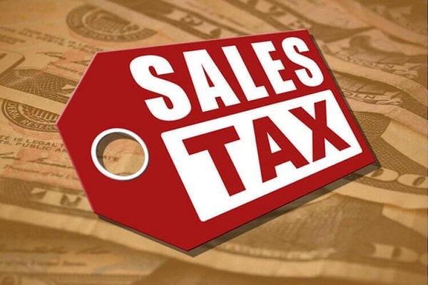 Sales tax fee