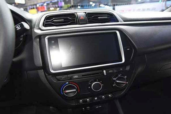 Optional touchscreen for the Hyundai Reina