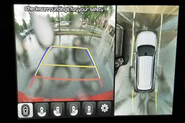 backup camera footage