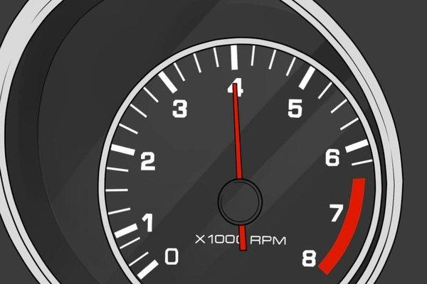 Car at  4,000 RPM