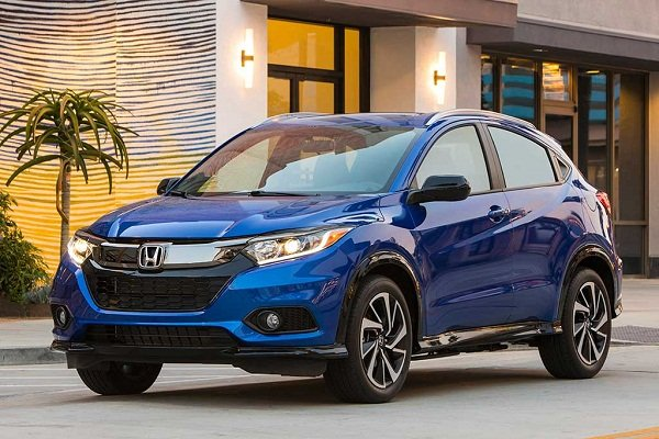 Honda Hr V 18 E 2019 Philippines Review A Stylishly Youthful Crossover