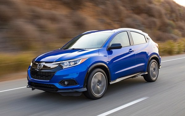 Honda HR V 2019 review