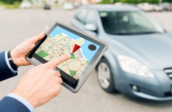 Active GPS tracker