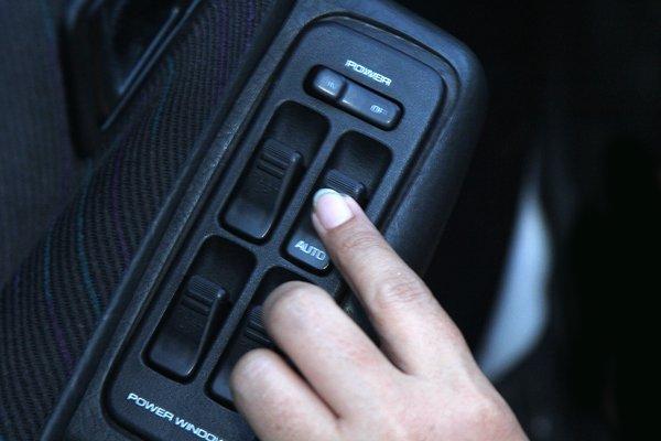 power window buttons