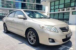 Toyota Altis 2000 - 2008