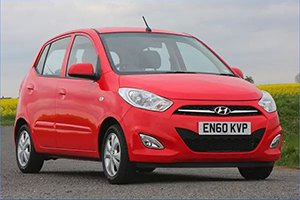 Hyundai i10 2008 - 2010