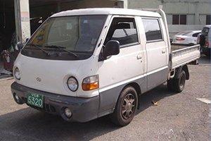Hyundai Porter 1996 - 2000