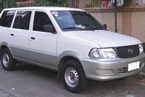 Toyota Revo 1998 - 2005