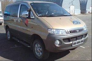 Hyundai Starex 1999 - 2001