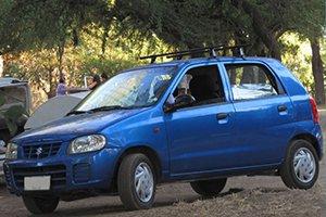Suzuki Alto 2007 - 2016
