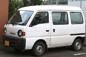 Suzuki Multi-cab 1999 - 2010