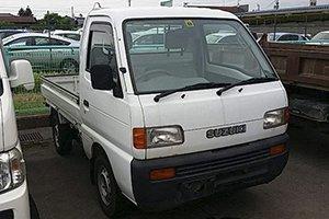 Suzuki Super Carry (Mini truck) 1991 - 1998