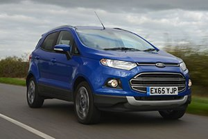 Ford Ecosport 2014 - 2016