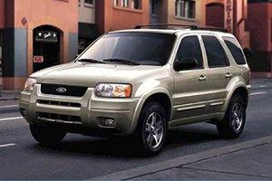 Ford Escape 2004 - 2005
