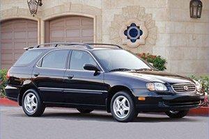 Suzuki Esteem 1996 - 2000