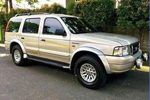 Ford Everest 2004 - 2006