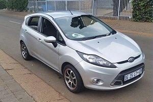 Ford Fiesta 2011 - 2014