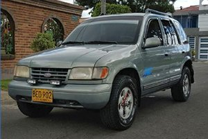 Kia Sportage 1997 - 2006