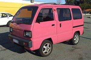 Suzuki Super Carry (Minivan) 1991 - 1998