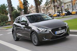 Mazda 2 2015 - 2017