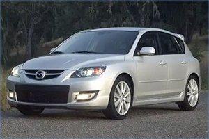 Mazda 3 2007 - 2014