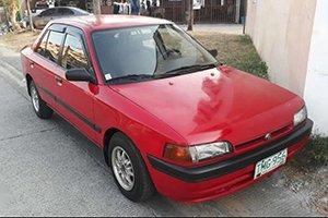 Mazda 323 1994 - 1997