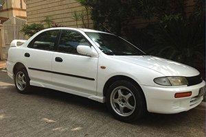 Mazda 323 1997 - 1999