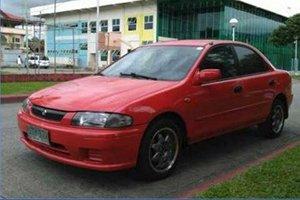 Mazda 323 Famila 1996 - 1997