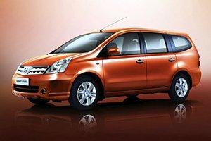 Nissan Grand Livina 2007 - 2011
