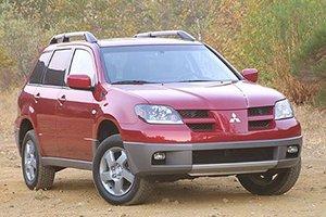 Mitsubishi Outlander 2003 - 2008