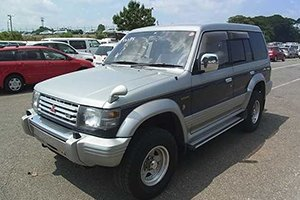 Mitsubishi Pajero 1996 - 2007