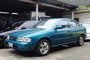 Nissan Sentra 1998 - 2012