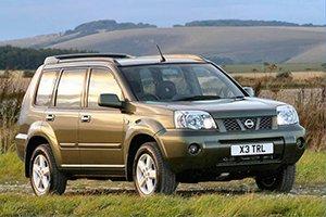 Nissan X-Trail 2003 - 2009